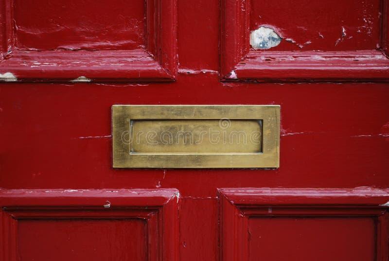 Letterbox fotografia stock libera da diritti