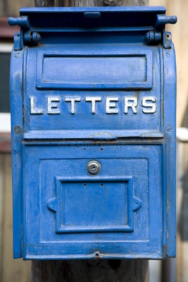 Letterbox immagine stock