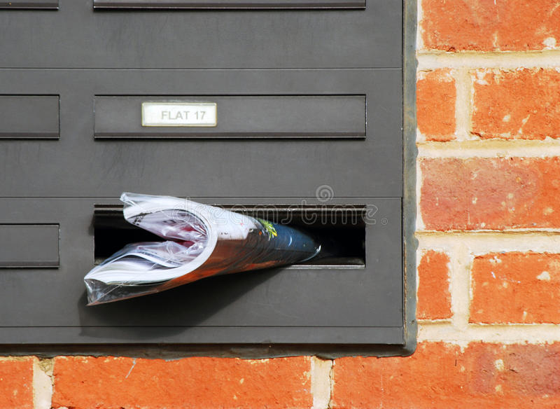 Download Letterbox stock image. Image of mailbox, bricks, communication - 13681531