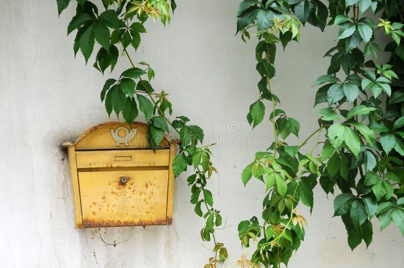 Letterbox fotografie stock