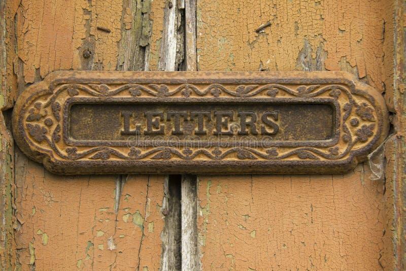 Letterbox immagini stock