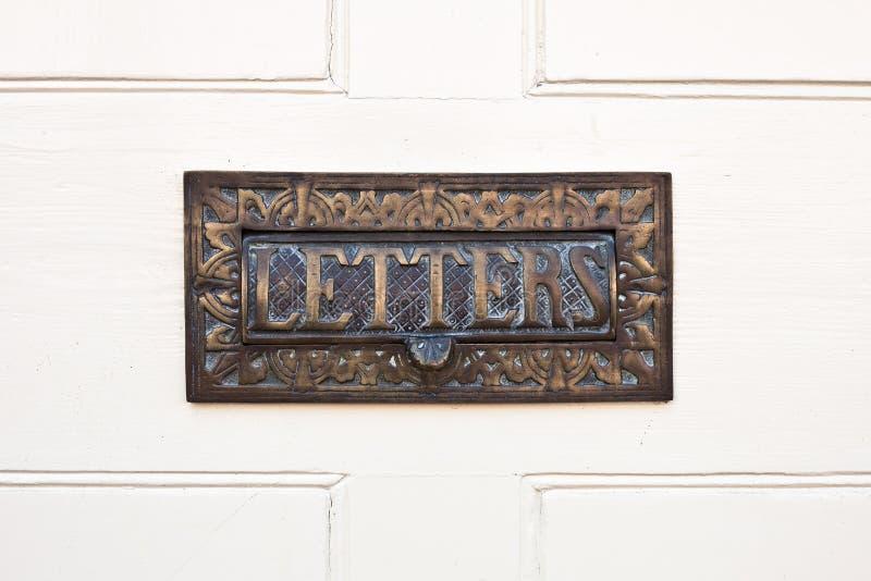 Letterbox immagine stock libera da diritti