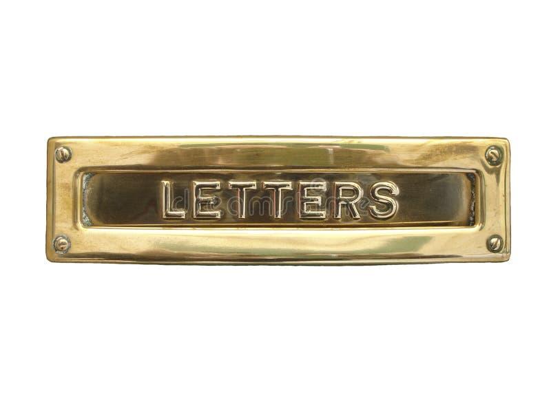 Letterbox fotografie stock libere da diritti