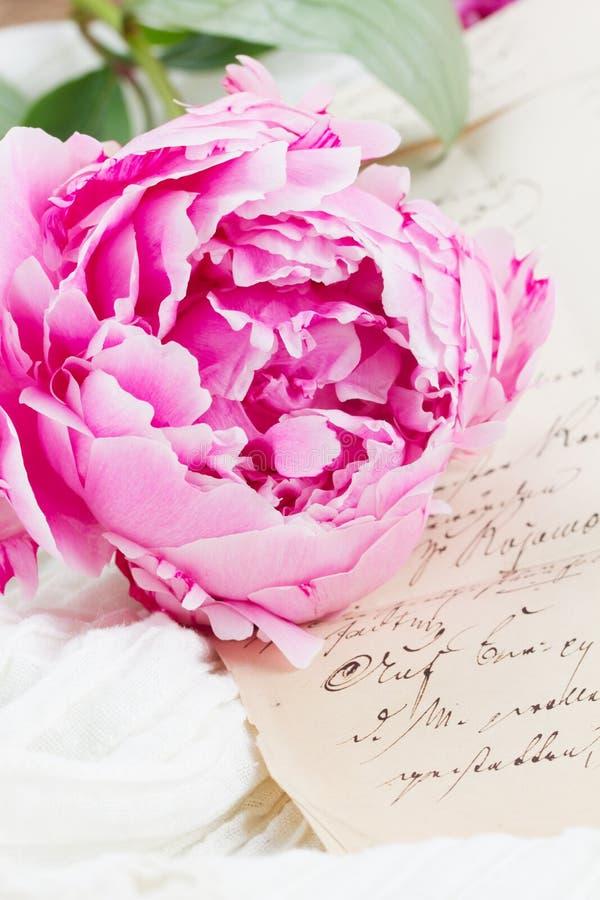 Download Lettere Della Penna E Dell'oggetto D'antiquariato Di Spoletta Immagine Stock - Immagine di grungy, lettera: 55364101