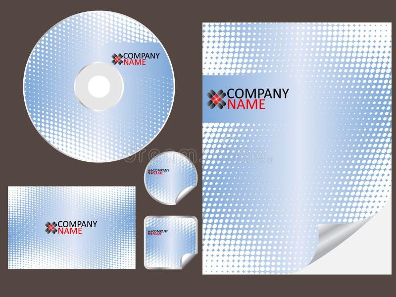 Letterhead Design Stock Image