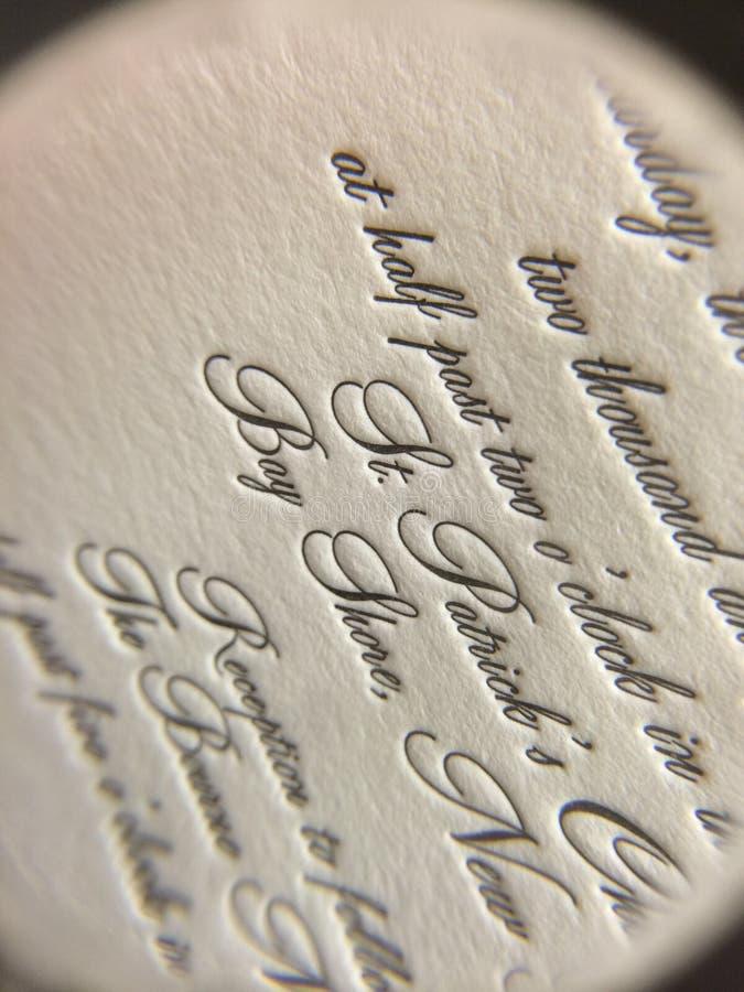 letterpress fotos de stock royalty free