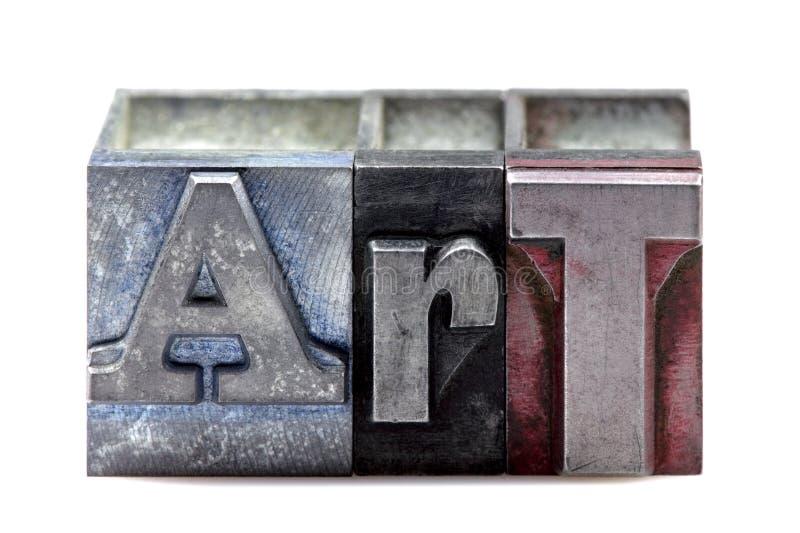 Download Letterpress Art stock image. Image of print, typeset, creativity - 7689587