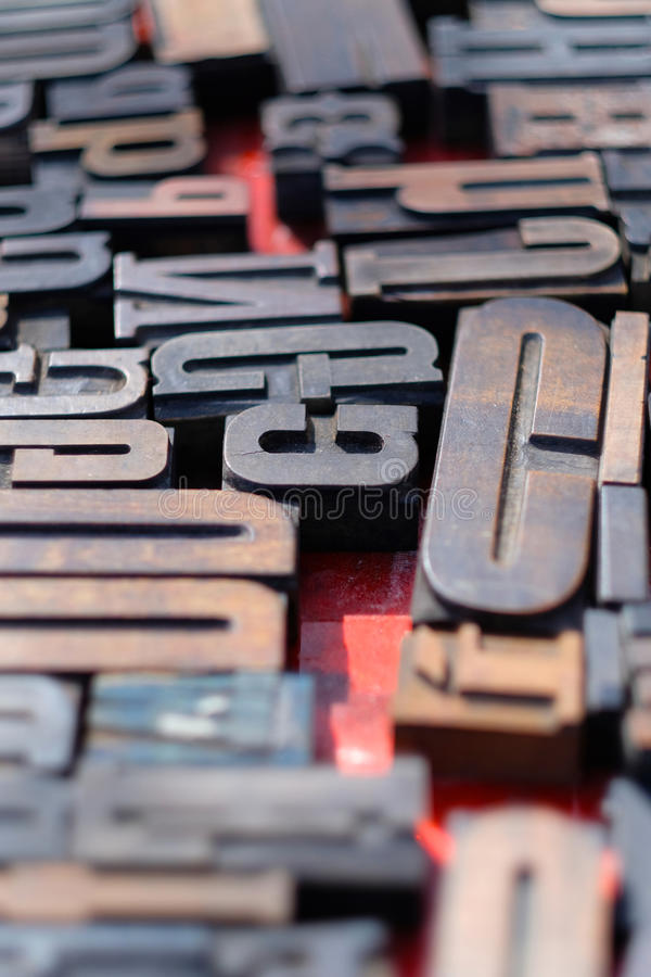 The letters. Abstract image of the letters of the alphabet royalty free stock photo
