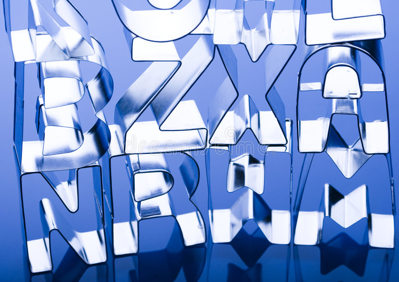 Download Letters from alphabet stock photo. Image of letter, abstract - 2463920