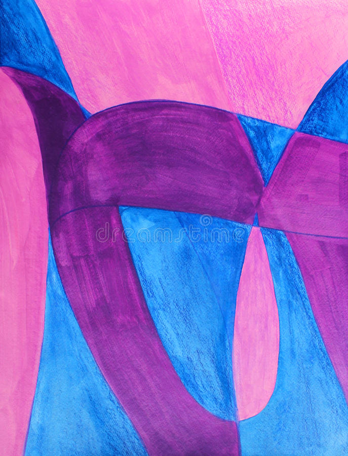Download The Letters In FUN Are Painted In Abstract Stock Illustration - Image: 14193480
