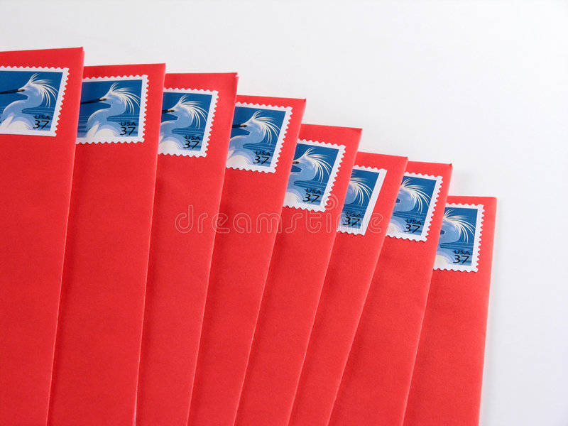 Download Letters To Mail stock image. Image of postal, mail, snail - 58131
