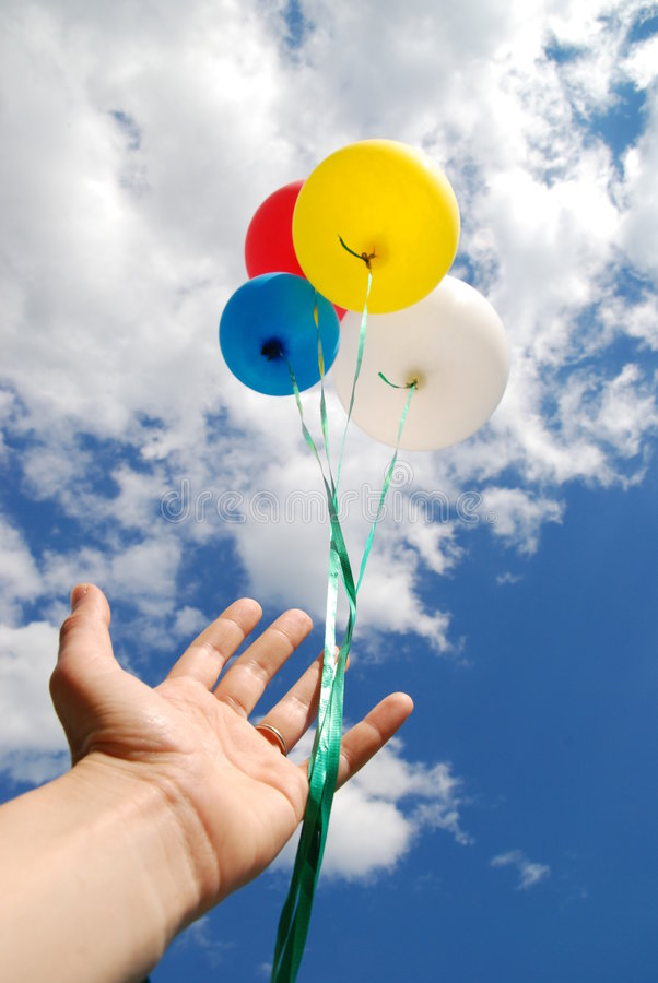 Download Letting Go Royalty Free Stock Images - Image: 4270989