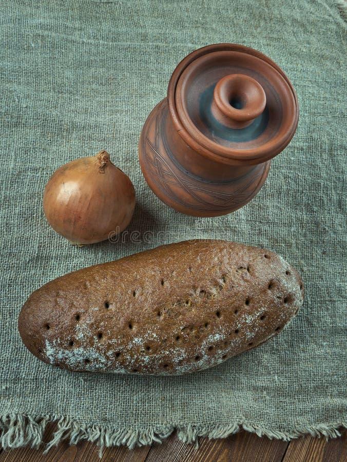 Download Lettisches Traditionelles Brot Stockfoto - Bild von ofen, bäckerei: 90234398