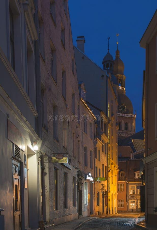 Lettland Riga royaltyfri bild