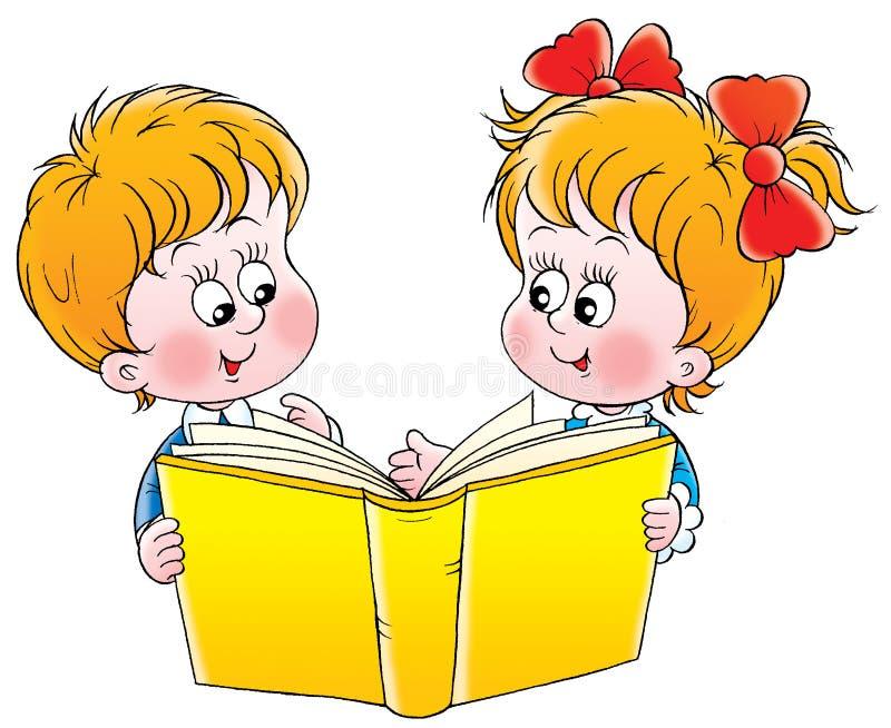 Lettori royalty illustrazione gratis