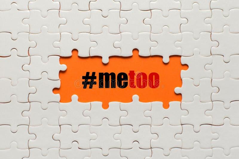 Lettrage imitation de main Un appel à tenir contre le harcèlement sexuel, l'assaut et la violence vers des femmes photos stock