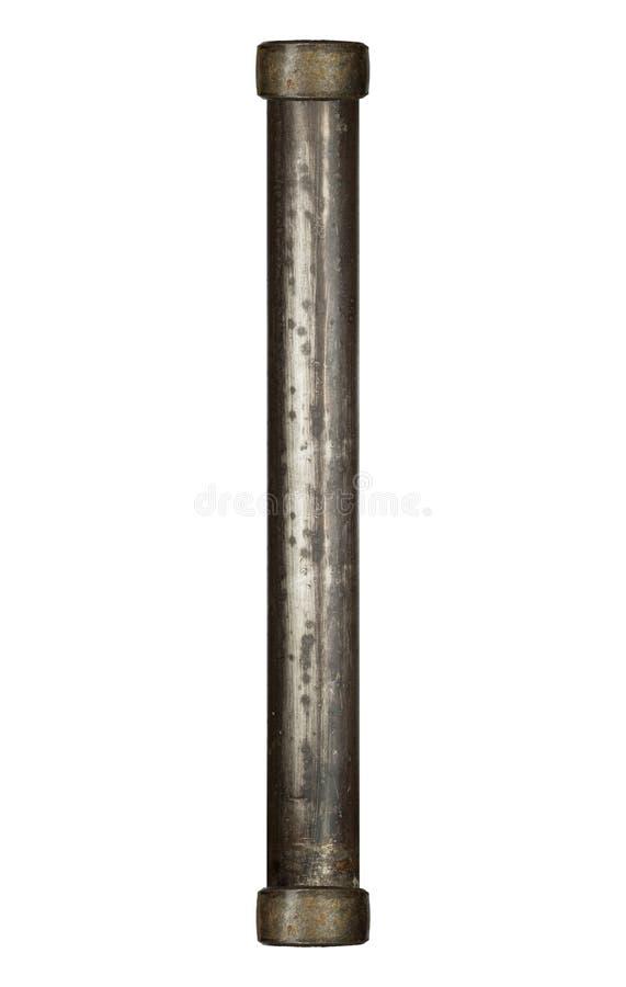 Download Lettre de tuyau image stock. Image du élément, métallique - 56482639