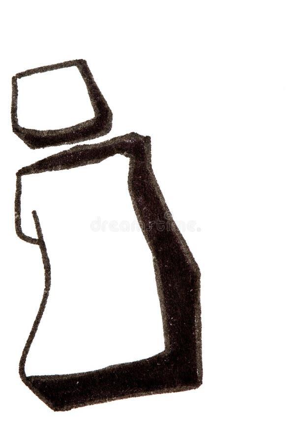 Lettre i alphabet dans le style de graffiti image stock image du dessins retrait 56600473 - Lettre graffiti alphabet ...