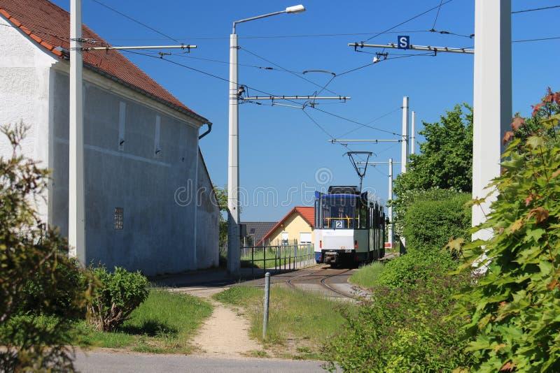Letzte Station stehen heraus stockfoto