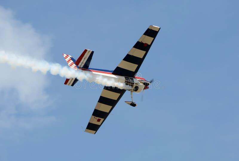 Leuchte sports Flugzeug stockbilder