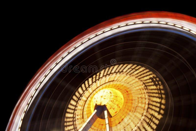 Leuchtebewegungshintergrund stockbilder