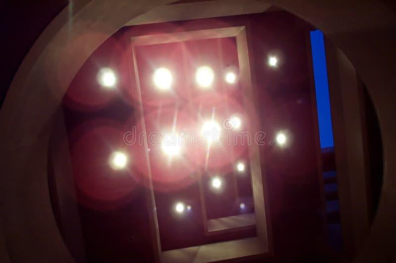Leuchten lizenzfreie stockfotos