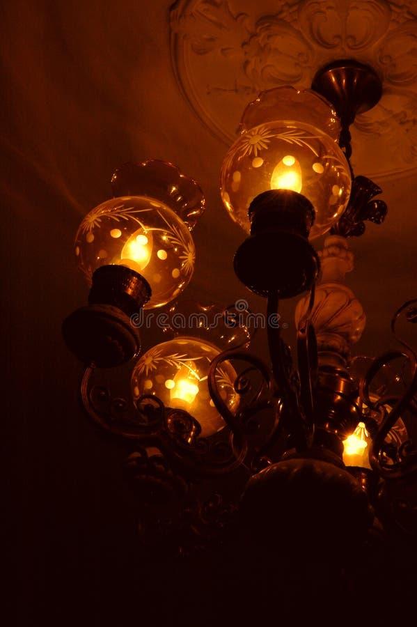 Leuchter lizenzfreies stockbild