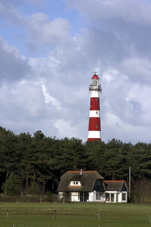 Download Leuchtturm stockfoto. Bild von beleuchtung, netherlands - 4234168