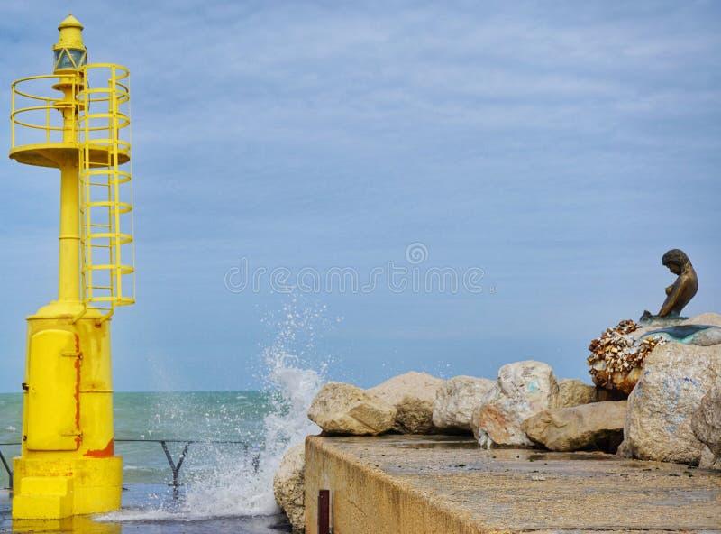 Leuchtturm lizenzfreies stockfoto