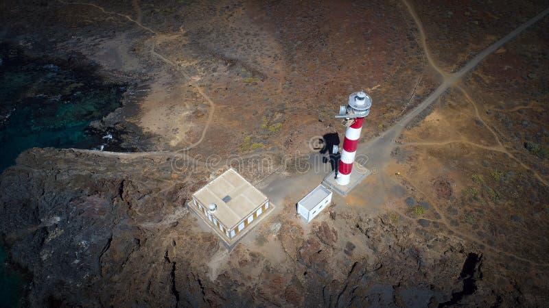 Leuchtturm II stockbild
