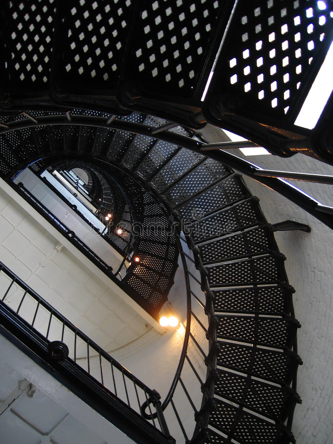 Leuchtturm, Str. Augustine, Florida, USA stockfoto