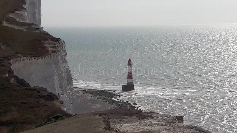 Leuchturm de Inglaterra imagenes de archivo