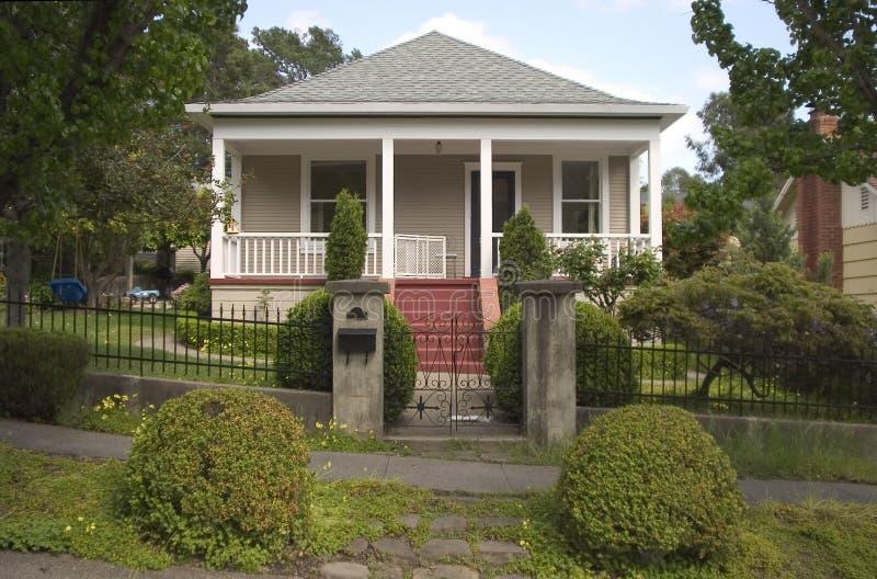 Leuk Huis 1 van de Vakman stock foto's