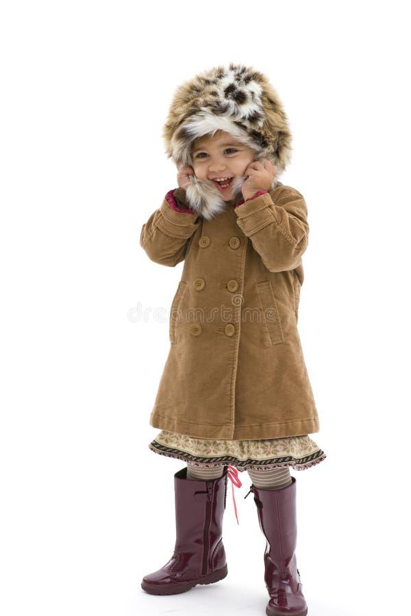 Leuk jong meisje stock fotografie
