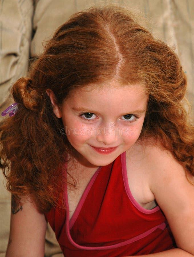 Leuk meisje royalty-vrije stock foto's