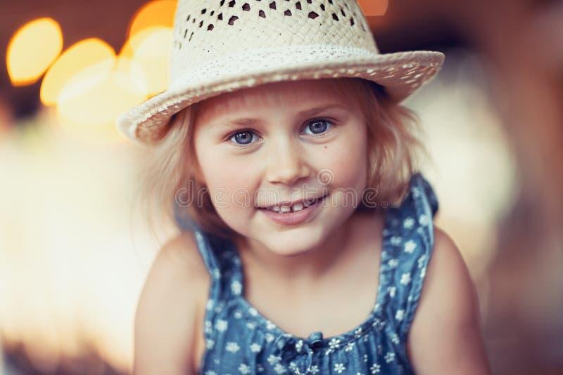 Leuk meisje stock afbeelding