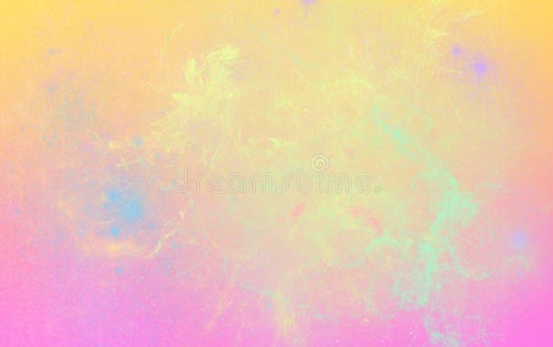 Leuk Pastelkleurachtergrond/behang royalty-vrije stock foto's