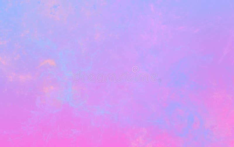 Leuk Pastelkleurachtergrond/behang royalty-vrije stock afbeelding
