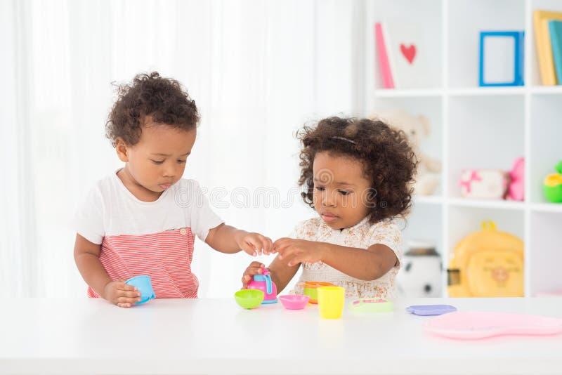 Leuke babys royalty-vrije stock foto