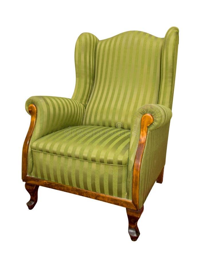 Leunstoel royalty-vrije stock afbeelding