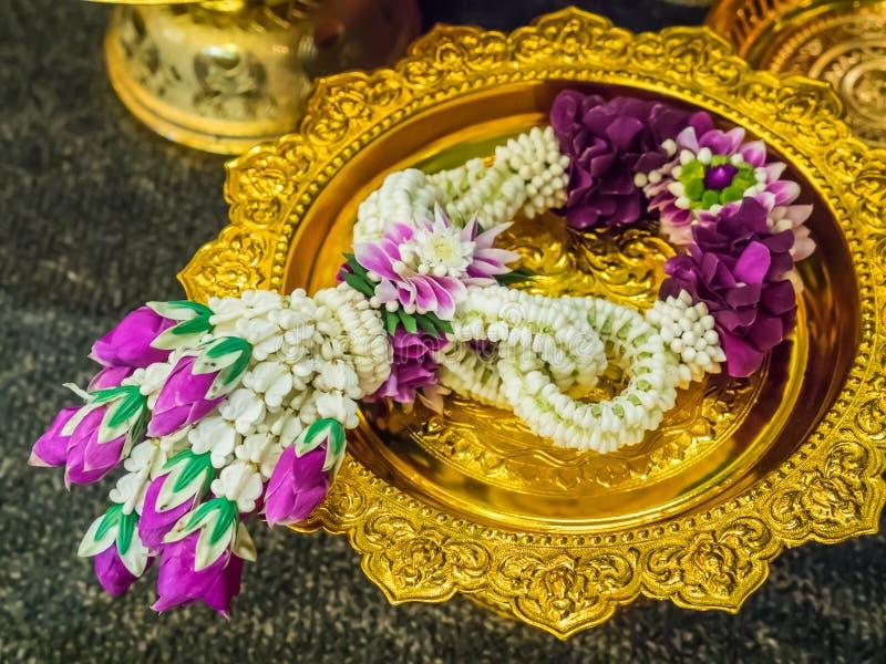 Leus das flores para a adoração fotos de stock royalty free