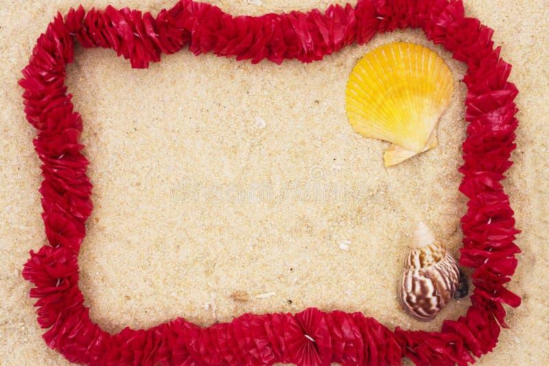 Leus en la playa imágenes de archivo libres de regalías