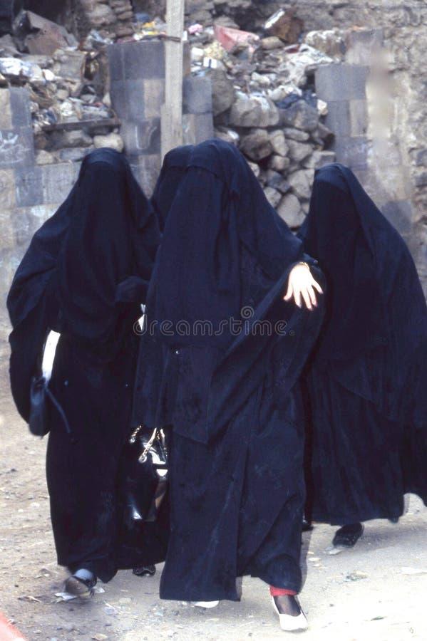 Leute 1996-Yemen lizenzfreie stockbilder