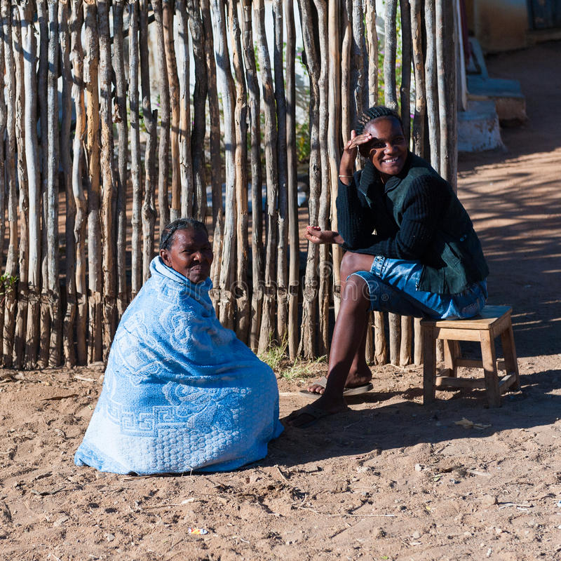 Leute in ANTANANARIVO, MADAGASKAR lizenzfreie stockfotos