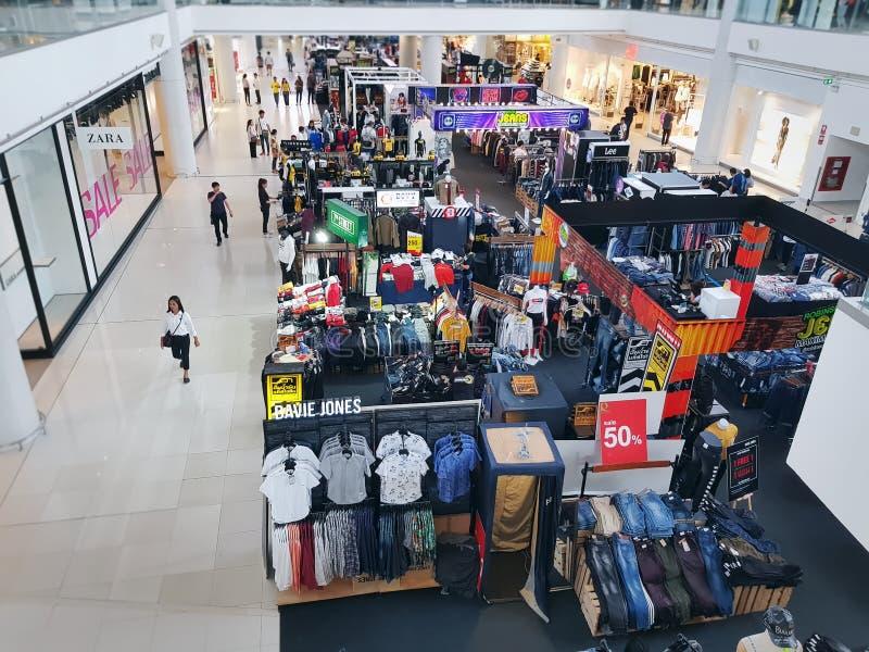 Mega- Bangna-Einkaufszentrum, Bequemlichkeit Und ...