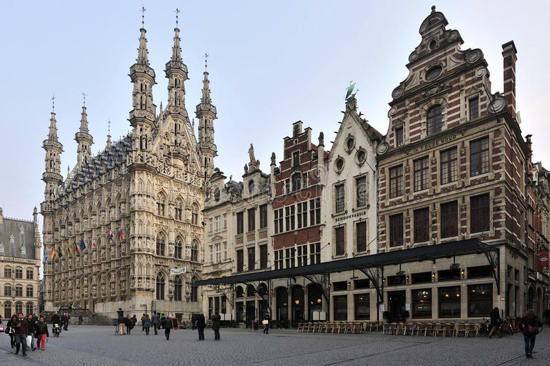 Leuven fotografia royalty free