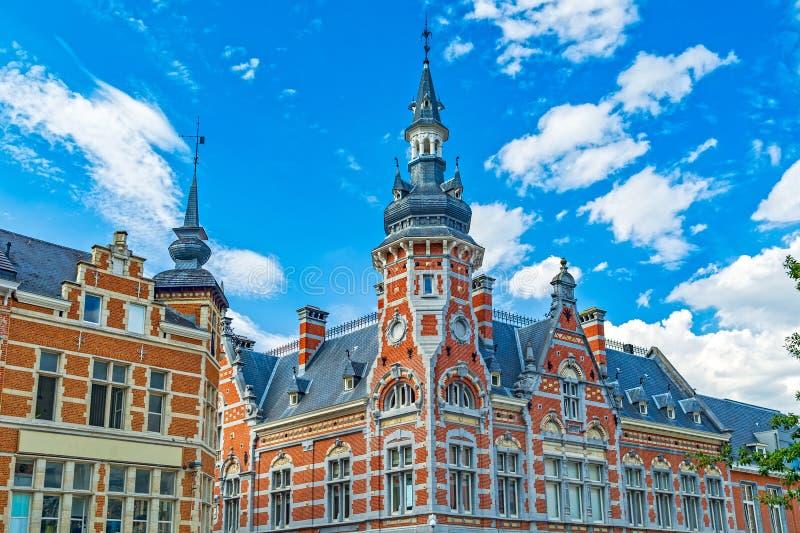 Leuven Louvain Flanders Belgio immagini stock