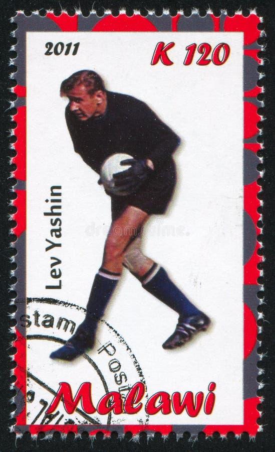 Lev Yashin imagem de stock