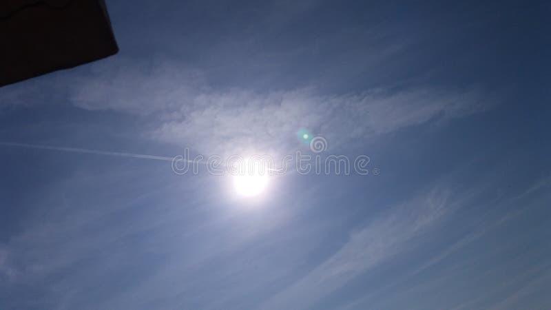 Levantamiento Sun imágenes de archivo libres de regalías