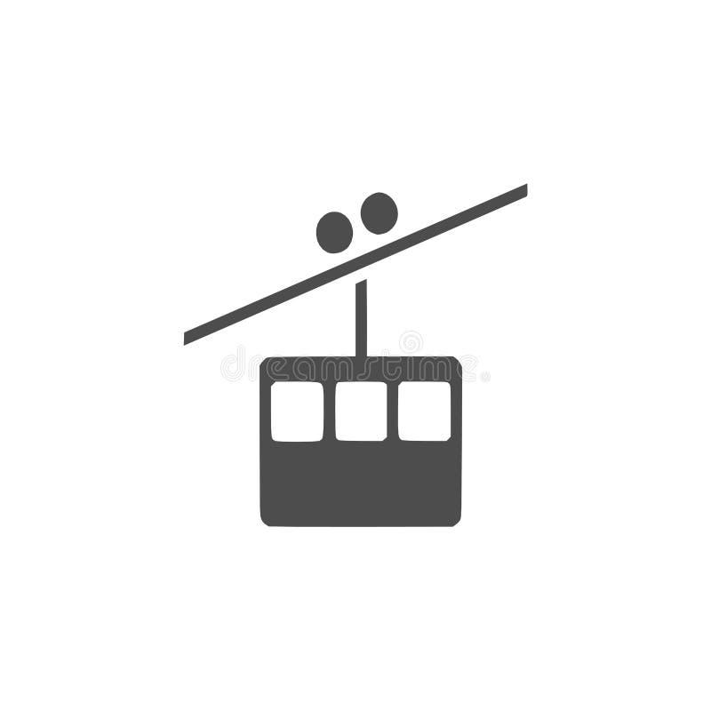 Levante o ícone, cante-o, ilustração ilustração do vetor